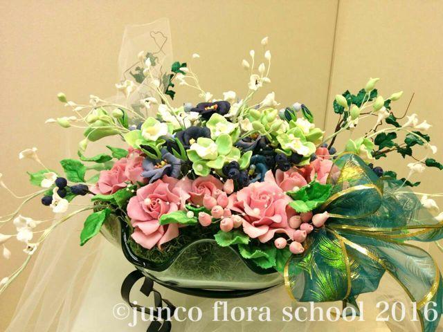 香りの花せっけん 2015年 ルナフローラ展作品